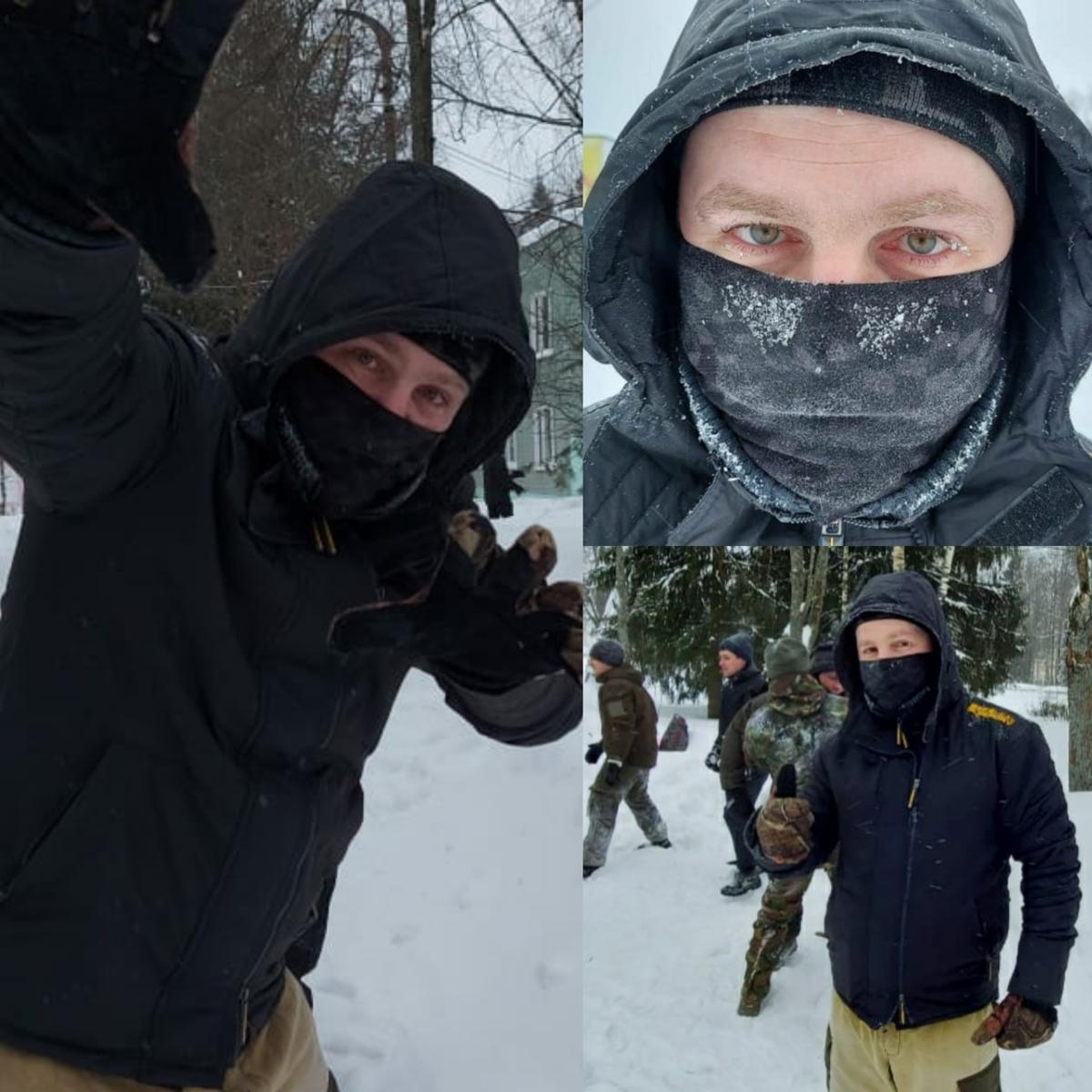 Самооборона зимой — 2021 год (+видео)