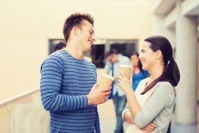 Как поддержать разговор с понравившимся парнем