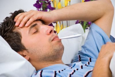 Причины повышения температуры от стресса
